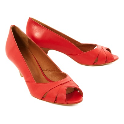 Sessun Esteban Court Shoes-listing
