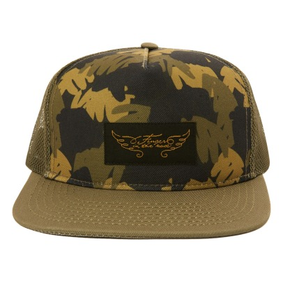 Finger in the nose Sunblade Camouflage Cap-listing