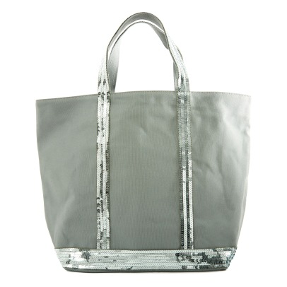 Vanessa Bruno Cabas Moyen Toile Sequins-listing