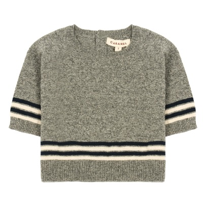 Caramel Hamana Striped Jumper-product