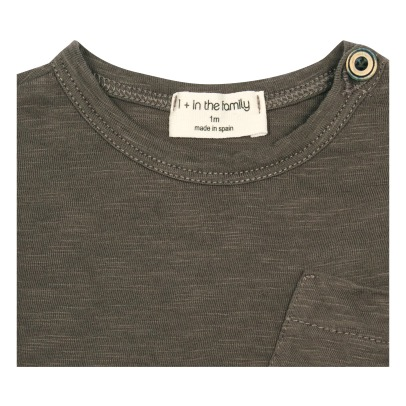 1+ IN THE FAMILY Jasper Buttoned T-Shirt-listing