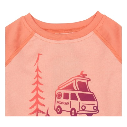 Patagonia T-shirt Van Anti-UV-listing