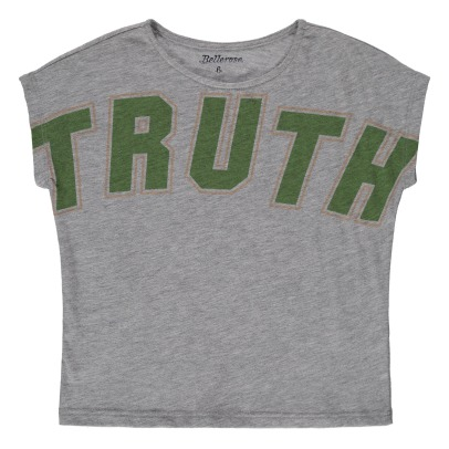"Bellerose Alina ""Truth"" Oversize T-Shirt-product"