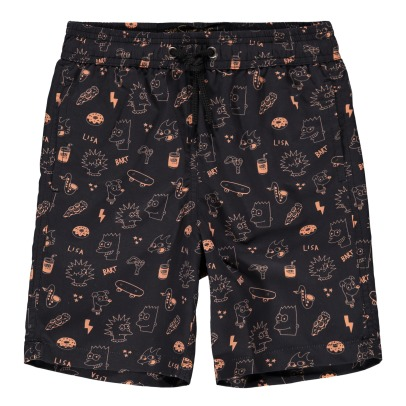 Finger in the nose Goodboy Simpson Swim Shorts-listing