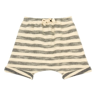 1+ IN THE FAMILY Lolo Boucle Fleece Harem Shorts-listing