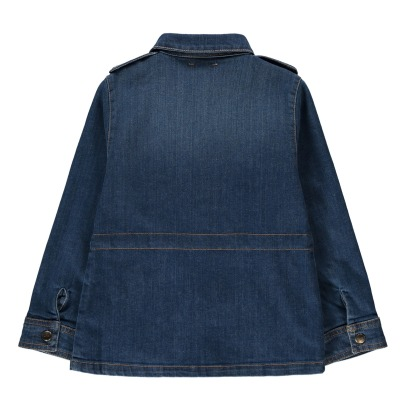 Louis Louise Tino Denim Jacket-listing