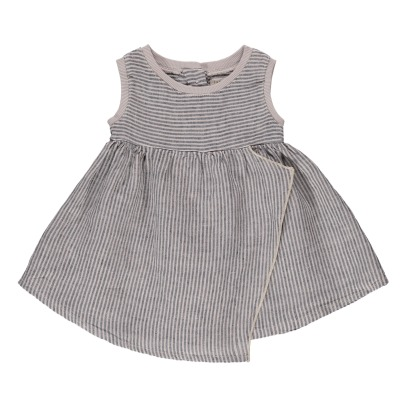 1+ IN THE FAMILY Camille Linen Dress-listing