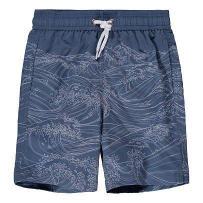 Finger in the nose Goodboy Waves Swim Shorts-listing