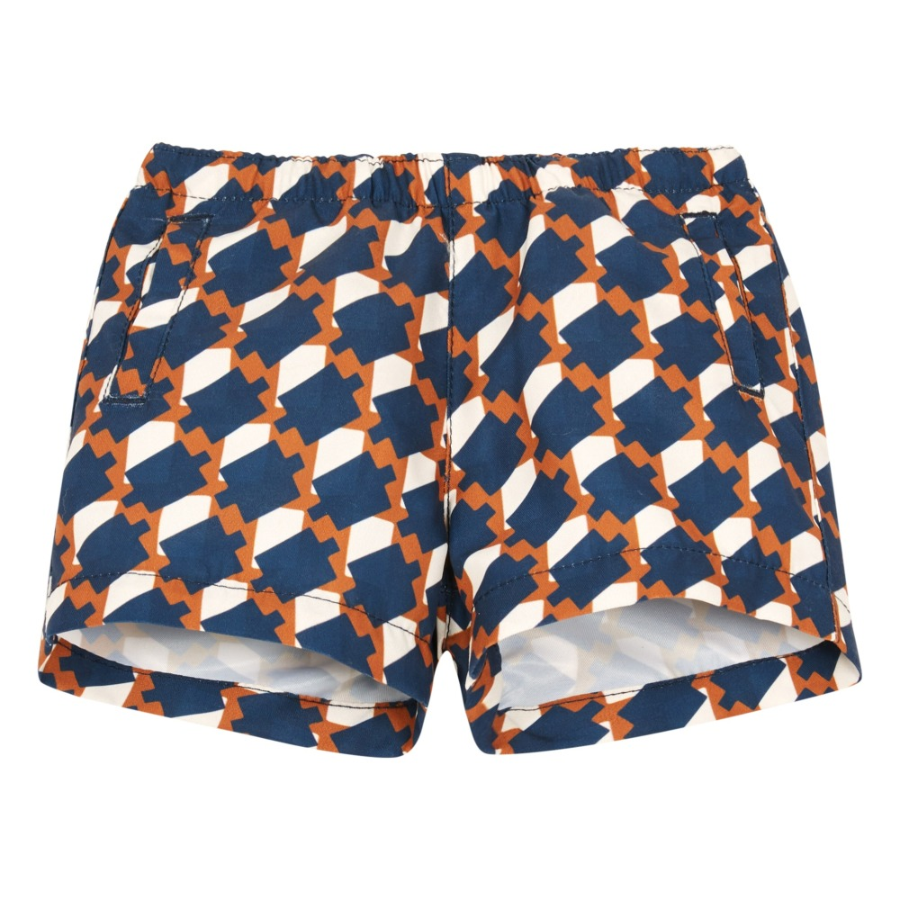 Austin Geometric Swimshorts-product