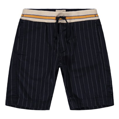 Bellerose Pike81 Striped Light Shorts-listing