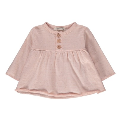 1+ IN THE FAMILY Blusa a pois in jersey Anna -listing