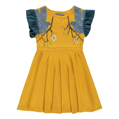 Free Shipping Best Seller Sale - Darling Bird Dress - Milk on the Rocks Milk on the Rocks 100% Authentic Limit Offer Cheap Cheap Fast Delivery Sale Best Prices kUQqR