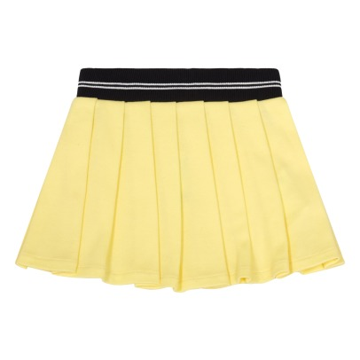 Bonton Fleece Skirt-listing