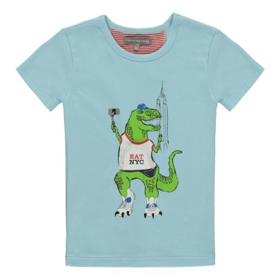 Milk on the Rocks Camiseta Rex Turista NYC Tyler-listing