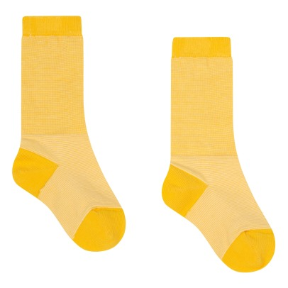 Bonton Striped Socks-listing