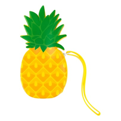 Sunnylife Pineapple Silicone Purse-listing