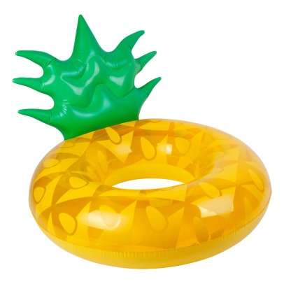 Sunnylife Pineapple Round Rubber Ring-listing