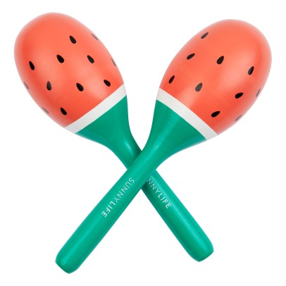 Sunnykids Watermelon Maracas - Set of 2-listing