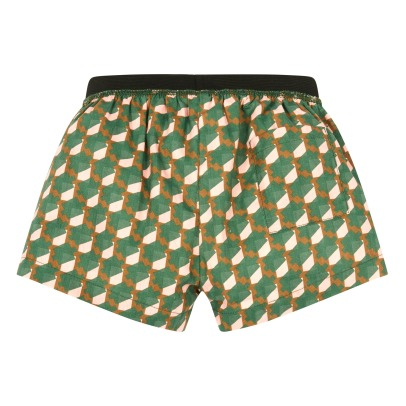 Caramel Bedok Geometric Shorts-product
