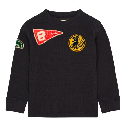 Bellerose Sokan81 Patch Sweatshirt-listing