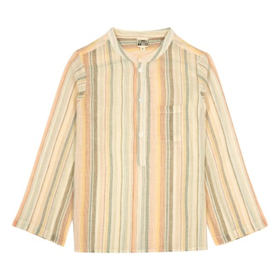 Bonton Feu Striped Kurta-product