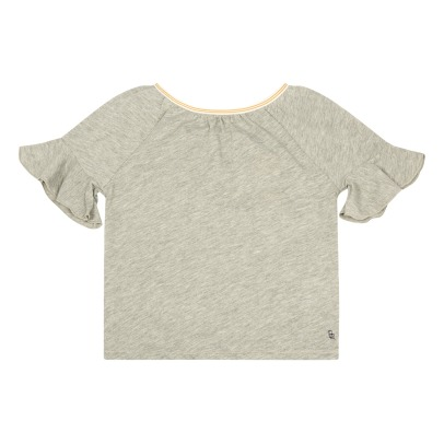 Bellerose Aurel Ruffled T-Shirt-product