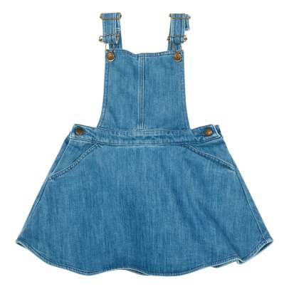Bonton Nabla Dungaree Dress-listing