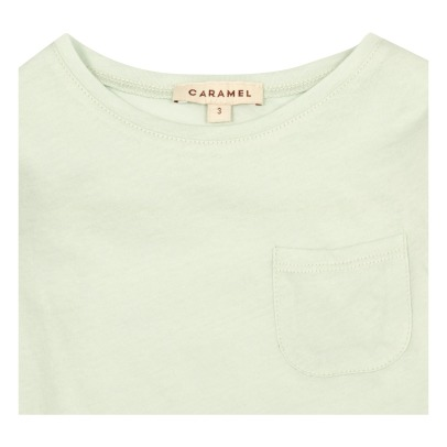 Caramel Tangra Pocket T-Shirt-product