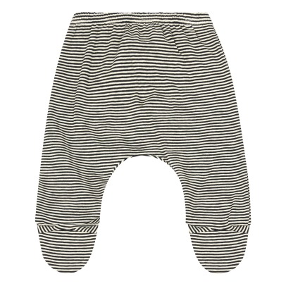 1+ IN THE FAMILY Dali Striped Footed Leggings-listing