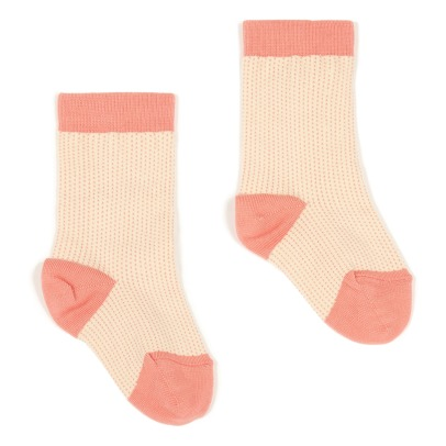 Caramel Chaussettes Pois-product