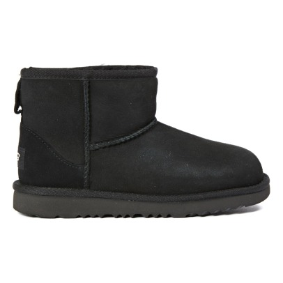 Ugg Classic Mini II Fur Lined Suede Boots-listing