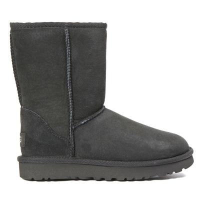 Ugg Classic Short II Fur Lined Suede Boots-listing