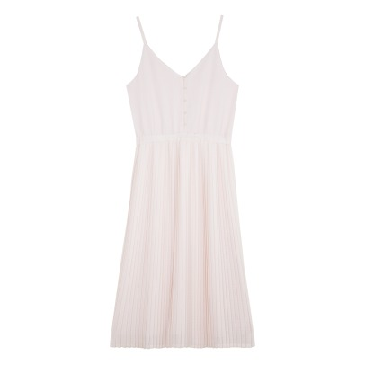 Sessun Lisbon Pleated Strappy Dress-listing