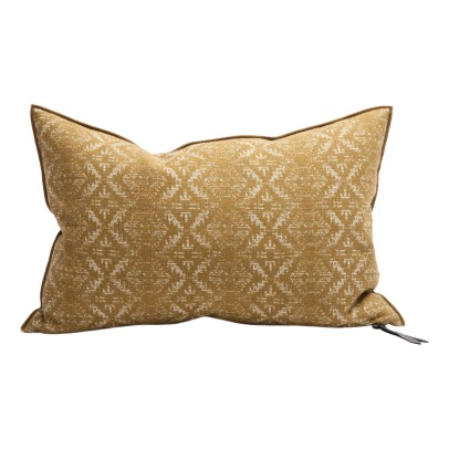 Maison de vacances Verse Visa Cotton Hessian Cushion-listing