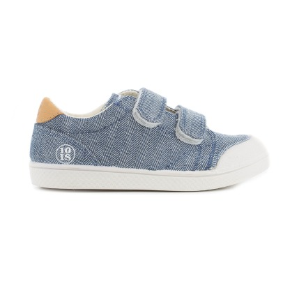 10 IS Madison Velcro Low Top Trainers-listing