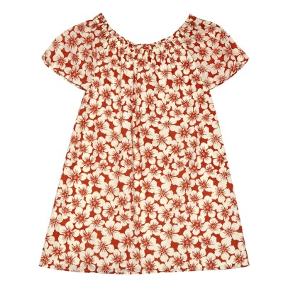 NICE THINGS MINI Vestido flores Hibiscus-listing