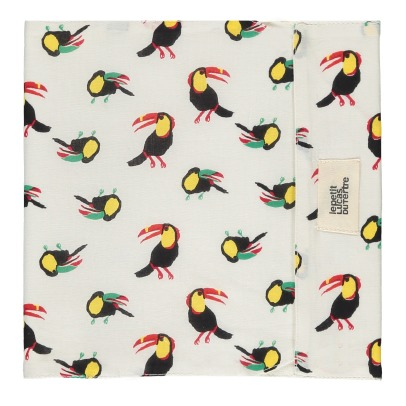Le Petit Lucas du Tertre Toucans Cotton Health Book Cover-listing