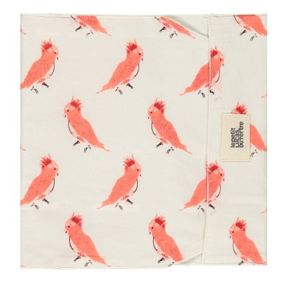 Le Petit Lucas du Tertre Bird Cotton Health Book Cover-listing