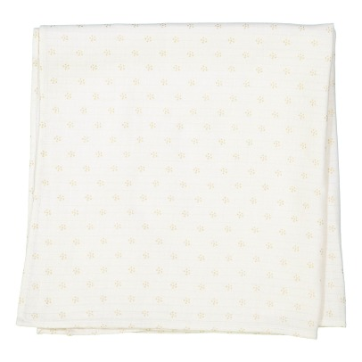 Louis Louise Fee Gold Dot Swaddle-listing