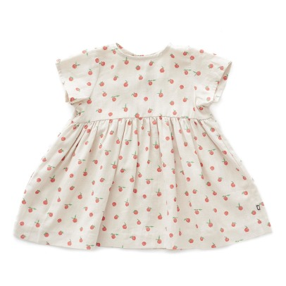 Oeuf NYC Robe Lin Pêches-product
