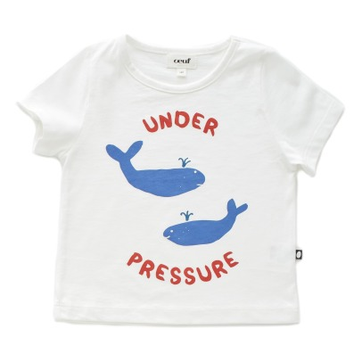 Oeuf NYC Under Pressure Organic Pima Cotton T-Shirt-listing