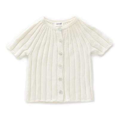 Oeuf NYC Pima Cotton Cardigan-listing