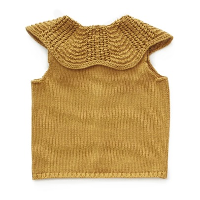 Oeuf NYC Cardigan Col Ajouré-product