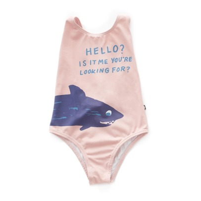 Oeuf NYC Shark 1 Piece Swimsuit-listing