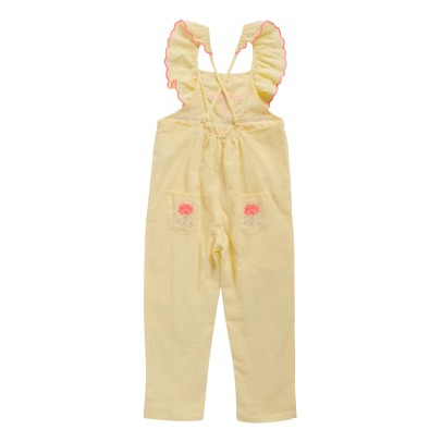 Louise Misha Mumbai Embroidered Jumpsuit-listing