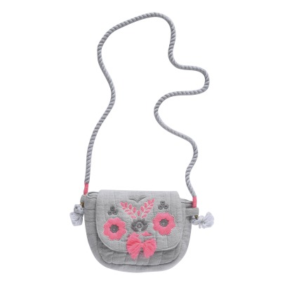 Louise Misha Louisa Embroidered Pouch-listing