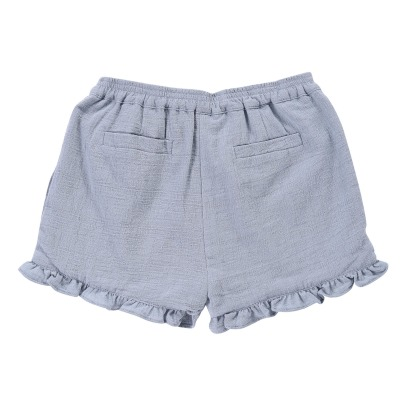 Louise Misha Taroudant Embroidered Shorts-listing
