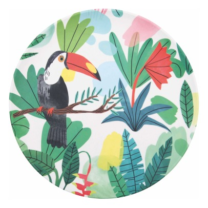 Klevering Bodil Bamboo Plate-listing