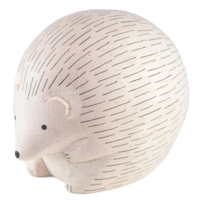 T-Lab Hedgehog Wooden Figurine-listing