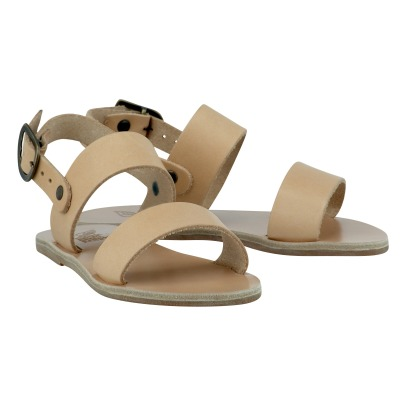 Ancient Greek Sandals Little Clio Leather Sandals-listing